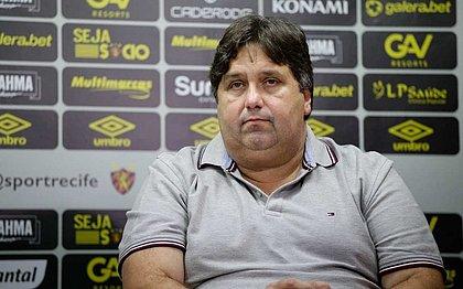 Nelo Campos deixou o cargo de vice-presidente de futebol do Sport