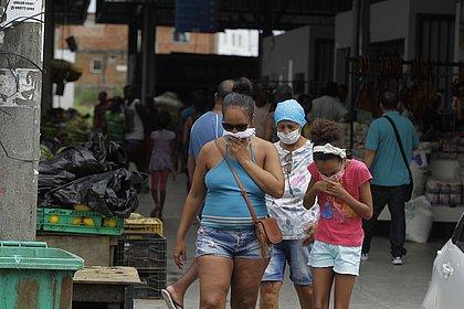 Pesquisa aponta bairros mais vulneráveis ao coronavírus