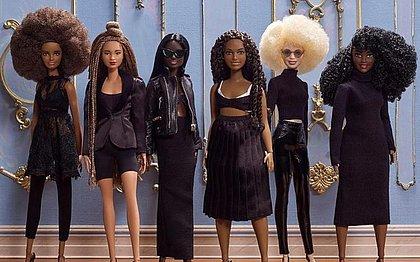 Apenas 6 em cada 100 bonecas produzidas pela indústria de brinquedos são negras
