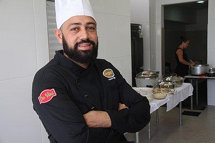Para o chef Vinicius Figueira, tecnologia é uma aliada