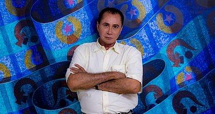 Artista é também crítico de artes no jornal CORREIO