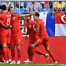Inglaterra vence a Suécia por 2x0 e está nas semifinais da Copa do Mundo da Rússia