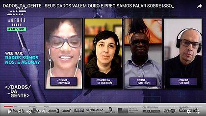 Fórum Agenda Bahia 2020 discutiu como os dados podem trazer mais inclusão social
