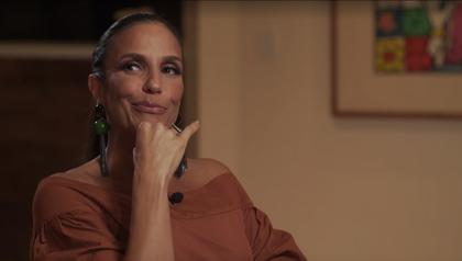 Entrevista com Ivete vai ao ar no Fantástico no domingo
