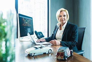 A brasileira Ana Theresa Borsari comanda as marcas Citroën e Peugeot no país