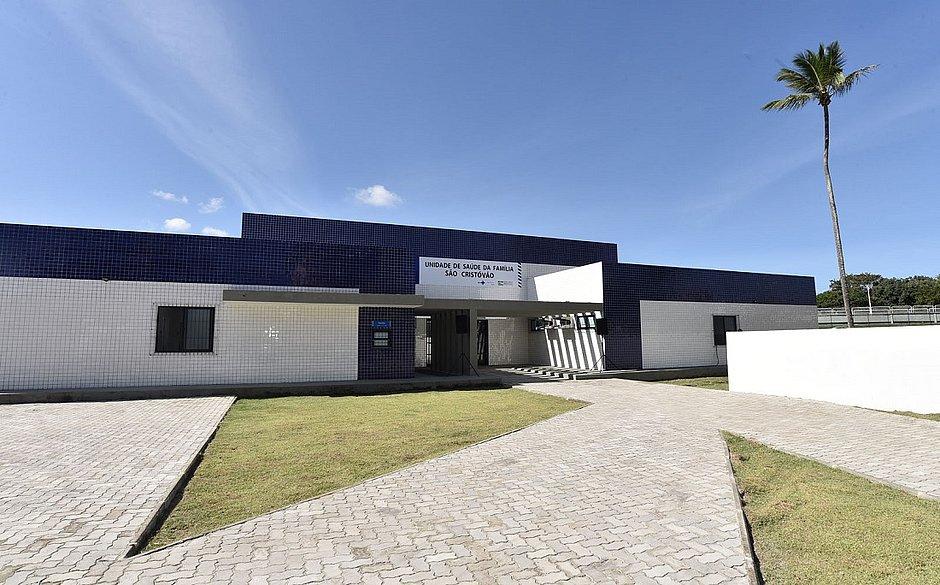 Unidade de Saúde da Família é inaugurada em São Cristóvão