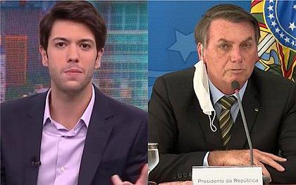 Caio Coppolla critica Bolsonaro e surpreende seguidores: 'tem decepcionado'