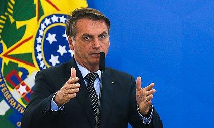Brasil pode sofrer 'decisiva interferência externa', diz Bolsonaro sobre EUA