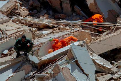 Número de mortos em desabamento em Fortaleza sobe para seis