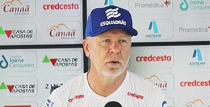 Mano Menezes ainda não havia vencido um jogo como treinador do Bahia