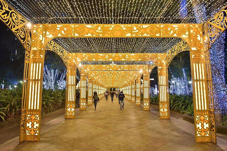 Totalmente agendado, Natal no Campo Grande ganha horário extra