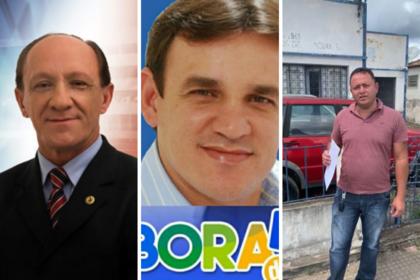 Na sequência: ex-deputado, vice-prefeito e vereador