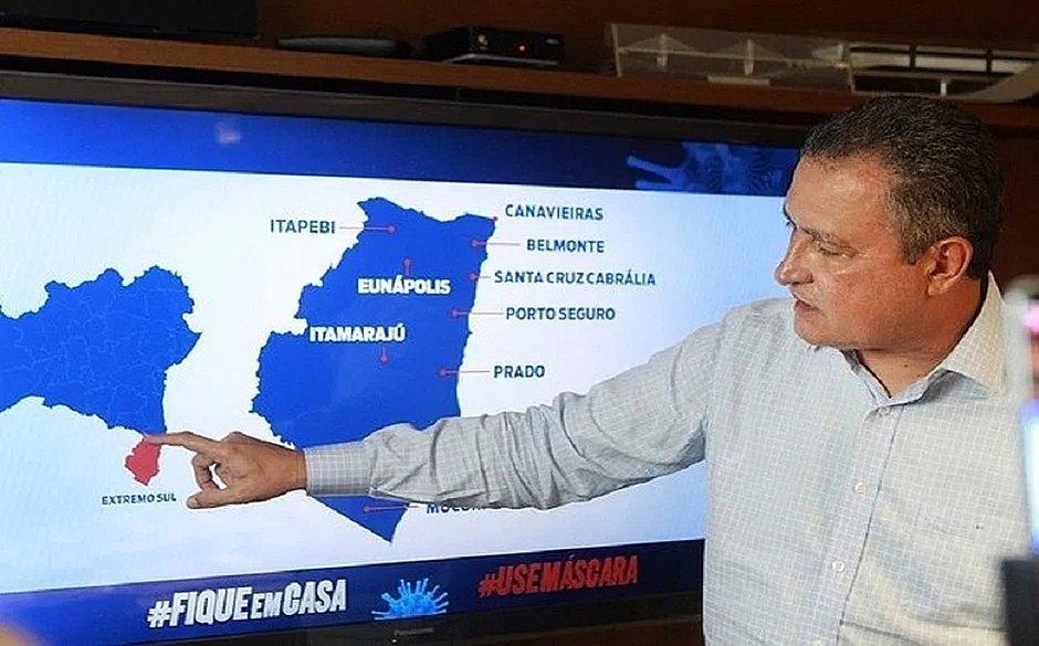 Medidas restritivas são prorrogadas em 19 municípios do Extremo-Sul da Bahia