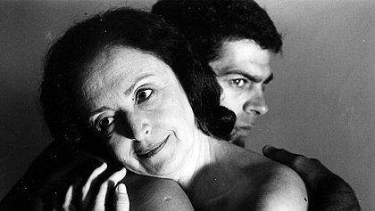 Ana Lúcia Torre e Eduardo Moscovis