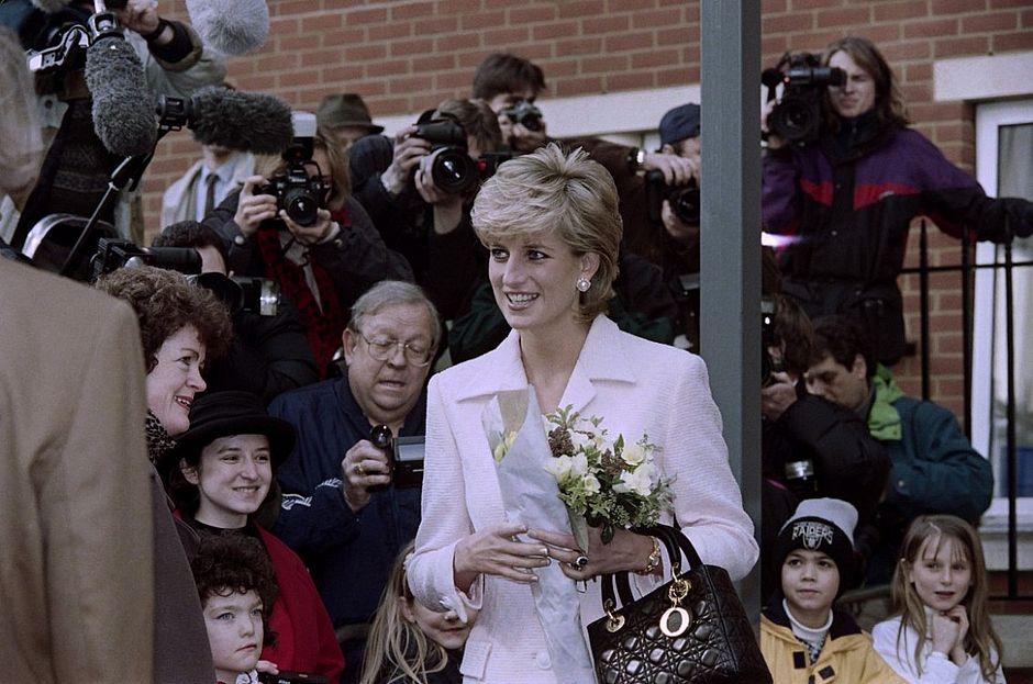 Morte da princesa Diana completa 20 anos