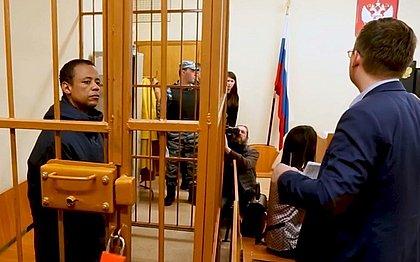 Robson Oliveira, ex-motorista do jogador Fernando, é libertado na Rússia