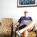 Ailton comemorou o aniversário de 76 anos um dia após voltar para casa depois de 53 dias longe da família por conta do coronavírus