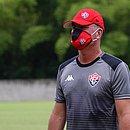 Mazola Júnior estreará como técnico do Vitória no duelo contra o Cruzeiro
