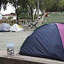 Refugiados já ficaram em acampamentos pelas ruas de Boa Vista, em Roraima