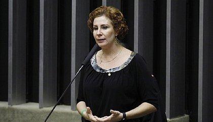 Deputada federal Carla Zambelli não teve covid-19, diz hospital