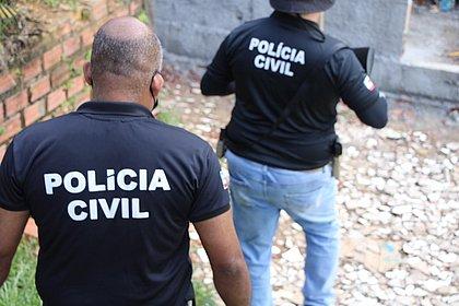 Padrasto é preso suspeito de estuprar enteada de 8 anos em Simões Filho