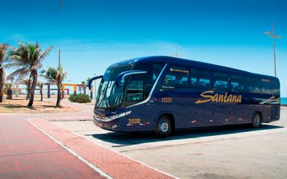 O começo de uma nova era: Santana Transportes expande os serviços de Fretamento e Turismo