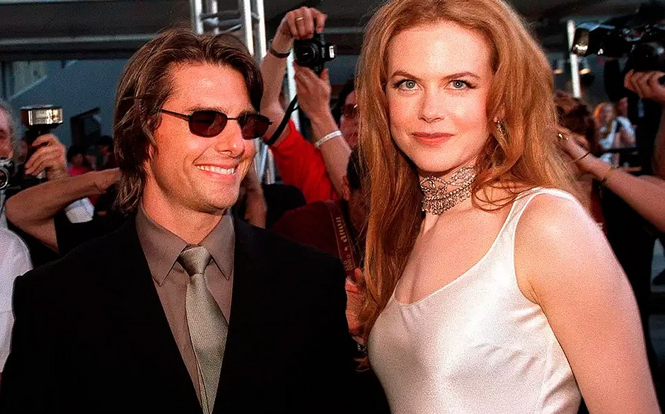Nicole Kidman diz que casamento com Cruise a protegeu de assédio