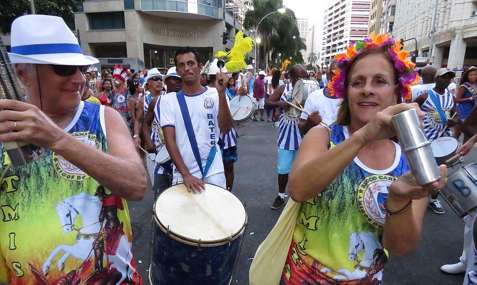 Reunião decide que não haverá Carnaval de rua no Rio em 2021