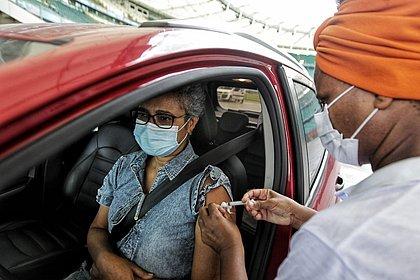 Vacinômetro: Bahia tem mais de 420 mil vacinados; mais de 80 mil com 2ª dose