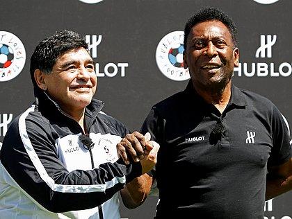 Adiós, Pibe! Morte de Maradona comove mundo da bola; veja reações