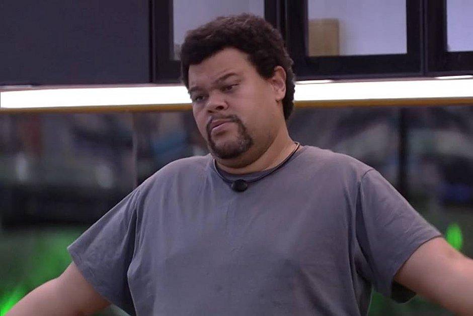 Babu Santana passa mal e é internado em hospital no Rio de Janeiro