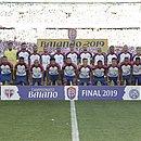 Bahia bateu o Bahia de Feira e conquistou mais um Campeonato Baiano