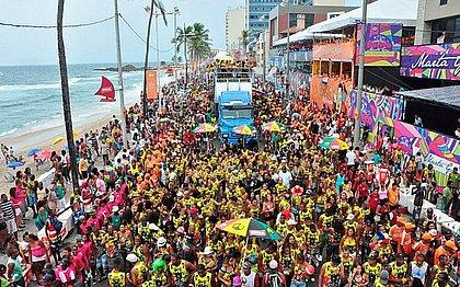 Confira a programação completa do Carnaval de Salvador