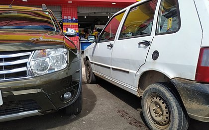 Pau da Lima: ataque de bandidos perto de delegacia deixa 2 mortos e 2 feridos