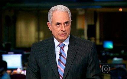 Após comentário racista, William Waack deixa TV Globo