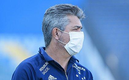Ney Franco venceu apenas duas partidas no Cruzeiro