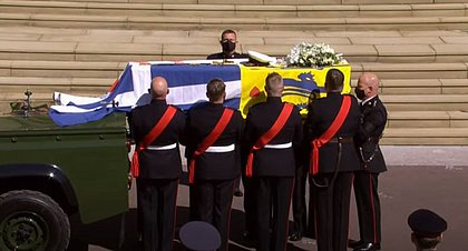 Funeral do Príncipe Philip acontece neste sábado (17), na Inglaterra