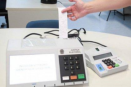 Fraudes com voto impresso foram registradas durante toda a república