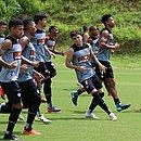 Equipe entra em reta final de preparação para a estreia