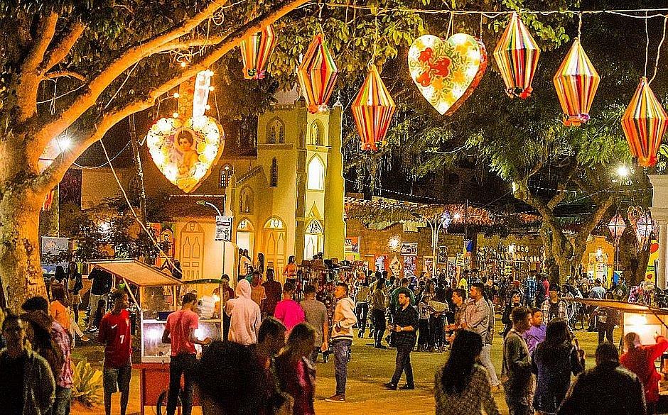 São João de Amargosa é um dos mais tradicionais da Bahia. O desse ano, como os das outras cidades, foi cancelado