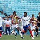 Juazeirense virou sobre o Bahia na estreia pelo Campeonato Baiano