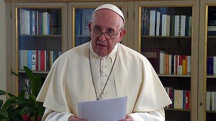 Na ONU, Papa Francisco cita 'perigosa situação' da Amazônia e de povos indígenas