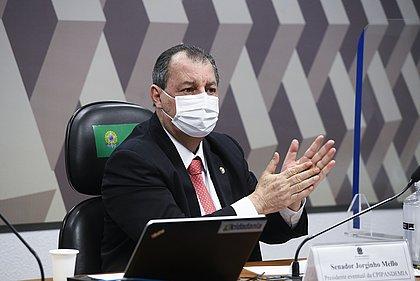 Senado vai recorrer da decisão de Rosa Weber sobre governador do AM, diz Aziz