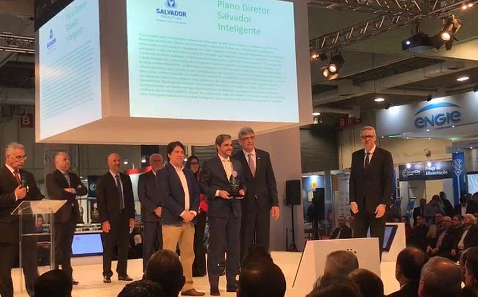 Salvador é cidade vencedora do prêmio InovaCidade 2019