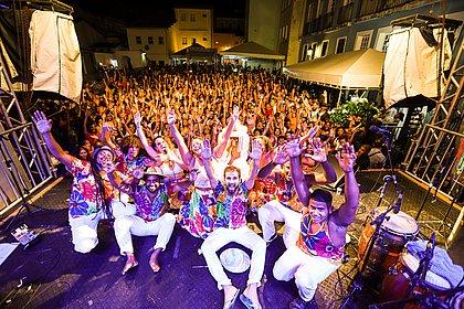 Samba junino Vai Kem Ké faz sua primeira live neste domingo (13)