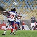 Defesa vacilou e o Bahia foi derrotado pelo Fluminense, no Maracanã