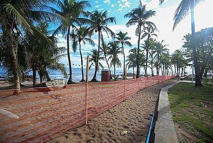 Praias de Salvador só devem reabrir na terceira fase do Plano de Retomada