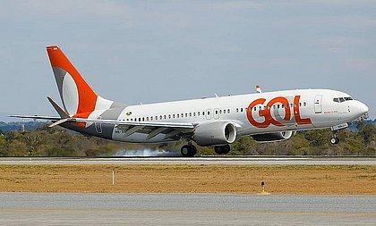 Gol obrigará uso de máscaras em todos os seus voos a partir de 10 de maio