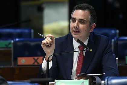 Pacheco oficializa regras para reunião semipresencial da CPI da covid