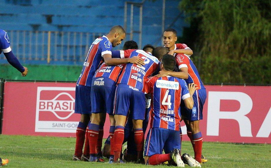 Tricolor ganhou por 3x1 em Vitória da Conquista (Photo Run   Sports  Marketing) bf3178d4991f8